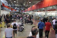 Moto Guzzi Open House, September 12-14 in Mandello del Lario, Lake Como | #lake #Como #Lago #Italy #lakecomoapp #lakecomotravelguideapp #motoguzzi #guzzi #openhouse