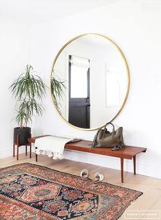 spejl entre
