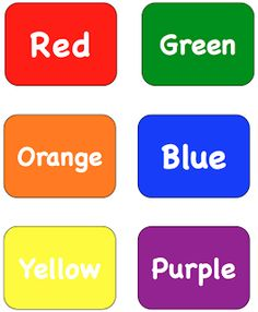 """FREE LANGUAGE ARTS LESSON - """"Color Words Matching Cards EDITABLE!"""" - Go to The Best of Teacher Entrepreneurs for this and hundreds of free lessons.  #FreeLesson   #TeachersPayTeachers   #TPT   #LanguageArts  http://thebestofteacherentrepreneurs.blogspot.com/2012/12/free-language-arts-lesson-color-words.html"""