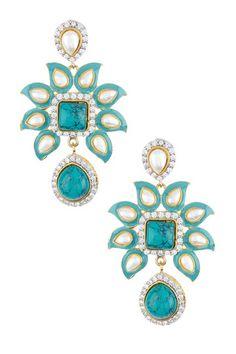 Freyaa turquoise, pearl and diamond Earrings Jewelry Box, Jewelry Accessories, Unique Jewelry, Jewlery, Turquoise Jewelry, Silver Jewelry, Pearl And Diamond Earrings, Diamond Are A Girls Best Friend, Beautiful Earrings