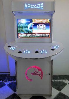 Street Fighter Ex, Arcade Console, Gaming Pc Build, 3d Star, Retro Arcade, Arcade Machine, Toys For Boys, Arcade Games, Game Room