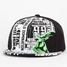 METAL MULISHA Session Boys Hat. Vaughan Langworthy · Hats 13f5f5cb0ebc