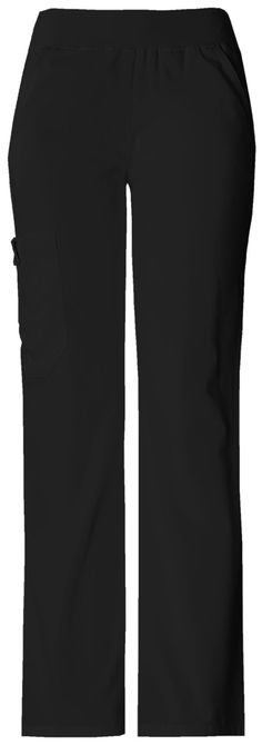 Cherokee Mid Rise Knit Waist Pull-On Pant Tall. A Modern Classic fit, mid rise, straight leg cargo pant with slash pockets and one cargo pocket which features a snap tab closure detail for added security. Cargo Pants Men, Mens Cargo, Clothing For Tall Women, Pants For Women, Cherokee Woman, Cherokee Scrubs, Scrub Jackets, Tall Pants, Scrub Pants