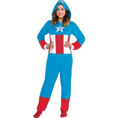 American Dream One Piece Costume - Party City