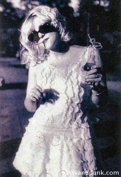 In rock stardom there's an absolute economic upside to self-destruction. -Courtney Love