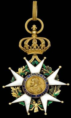 First Restauration Commander Cross of the Order of the Légion d'Honneur