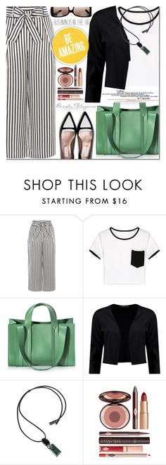 """Autumn layering"" by jan31 ❤ liked on Polyvore featuring Karen Millen, WithChic, Corto Moltedo, Boohoo, Marni, Charlotte Tilbury and Gucci"