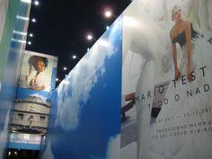 Publicidad de película sobre puente Rialto de Mario Testino. Isabel Pino Diaz, Ariadne Comunicación.
