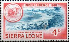 Sierra Leone 1961 SG 227 Milton Margai Fine Used Scott 212 Other African Stamps HERE