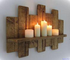 58 Creative Rustic DIY Home Decor Ideas