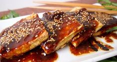 Pan-fried Asian Tofu