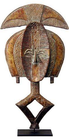 African Sculptures, Black Art Pictures, Africa Art, African Masks, Art Graphique, Tribal Art, Oeuvre D'art, Art Museum, Statues