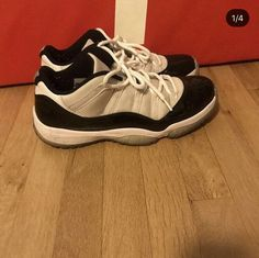 best website c22ca d536c Nike Air Jordan 11 Concord Low No Box Good Condo  fashion  clothing  shoes