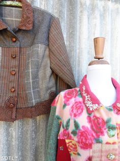 Sew Outside the Lines™ with Jody Pearl: Jigsaw Jacket Workshop