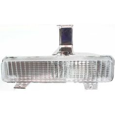 1980-1990 Chevrolet Caprice Signal Light RH, Lens And Housing, On Bumper