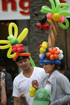 Hat Twist Balloon