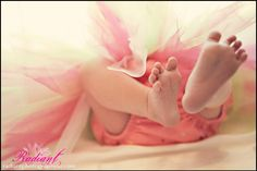 Cute feet under an itty bitty tutu. Infant Costumes, Girl Things, Family Portraits, Newborn Photography, Little Ones, Babys, Cute Babies, Ballet Shoes, Sweet