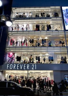 5 Tips for Shopping at Forever 21 (From a Former Employee) | Lovelyish