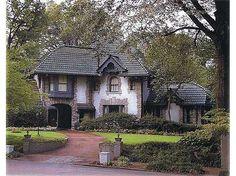 Tudor-I love my Colonial, but a midtown Tudor might be a good choice someday. :)