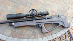 My favorite airguns