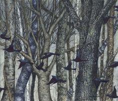 Blackbird by Maggie Vandewalle