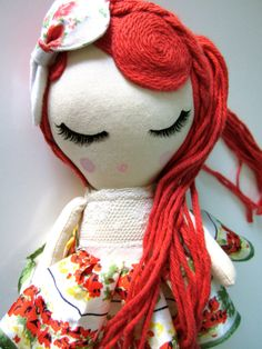 Hey, I found this really awesome Etsy listing at https://www.etsy.com/listing/161064254/custom-classic-cloth-doll-by-mend