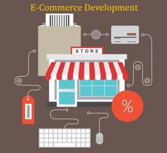Raise your business online through E-Commerce Website