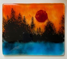 Uneek Glass Fusions fused art glass