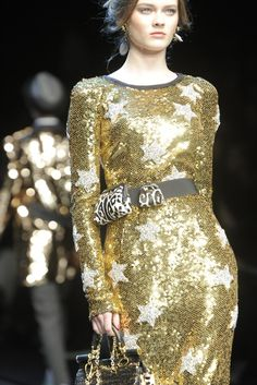 D&G Gold with Stars - Inspiration by Color