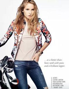 Dorothea Barth Jorgensen for Neiman Marcus Trendbook by Wendy Hope
