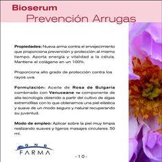 Bioserum preven arrugas descripción