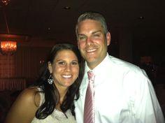 Michelle & Scott Marston met while at NKU