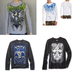 Tapout Men's thermal & long sleeve tees  http://www.tradeguide24.com/3761___Tapout_Men__s_thermal___long_sleeve_tees_48pcs.__Tap_thermal___ #sleeve tees #fashion #stocklot #wholesale