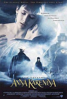 My favorite version of Anna Karenina movie; 1997 version with Sophie Marceau and Sean Bean.