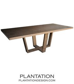 PLANTATION | Hathaway Dining Table | Rectangle