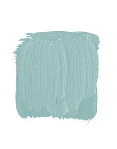 "Verditer Blue  SHERWIN-WILLIAMS/DURON, COLORS OF HISTORIC CHARLESTON VERDITER BLUE DCR078 NRH: ""This is an intense 18th-century blue-green with a great history. They used to make it by pouring acids on copper and using the verdigris as the pigment for the paint."