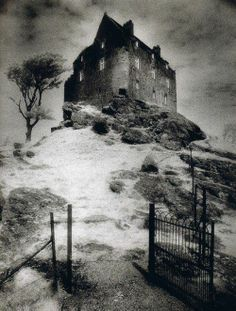 ## Duntroon Castle, Argyllshire, Scotland, mmmm Spooky place :O ##