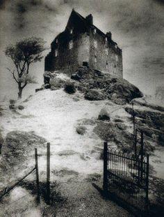 ## Duntroon Castle, Argyllshire, Scotland, mmmm Spooky place :O ##