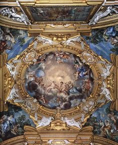 Cortono Fresco Paintings | CORTONA, Pietro da