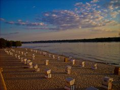 Because we also have beach... Wannsee... #berlin
