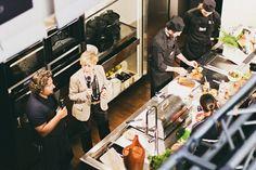 #FashionFood - Food Experience - Mondadori #ricetta - #MFW Milano 21-23 Settembre 2013 #SaleePepeMag #Grazia -  @Bjork Swedish Brasserie