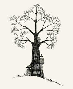 Fractal treehouse