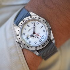 Rolex Explorer II polar - Page 2 New Rolex, Rolex Gmt, Rolex Submariner, Rolex Explorer Ii, Rolex Oyster Perpetual, Rolex Watches For Men, Cool Watches, Luxury Watches, Seiko Watches
