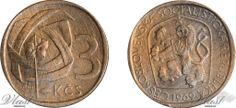 Tříkoruna Commemorative Coins, Socialism, Cigar, Old School, Memories, Personalized Items, Retro, Archive, Childhood