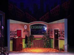 Set Design - Little Shop of Horrors