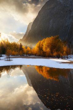 "sublim-ature: ""Yosemite NP, California Jason Chong """