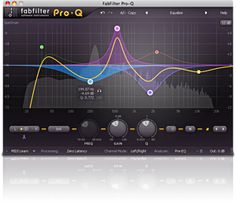 The Pro-Q By Fabfilter ~ Note To Self: Got To Get One Of These (In Will Smith Voice) ~ LOL!