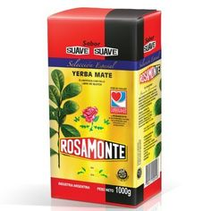 Rosamonte Special Selection Yerba Mate  Suave  22 Lbs  1 Kilo * Check out the image by visiting the link. (This is an affiliate link and I receive a commission for the sales)