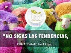 Creatividad con Estrategia!  Buen comienzo de semana!!! info@bialar.com