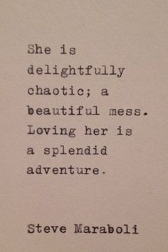 He definitely says this about me ❤️